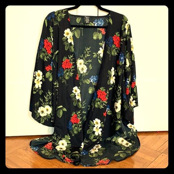 Cejon Accessories - Cejon kimono style wrap